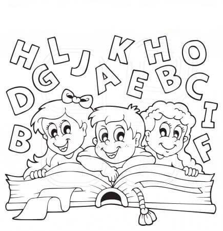 Ilkogretim Haftasi Boyama Boyama Kitaplari Hayvan Boyama