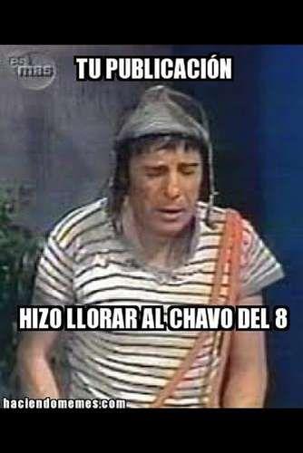 Memes De El Chavo Del 8 Imagenes Virales En Facebook Memes Del Chavo Memes Frases Del Chavo