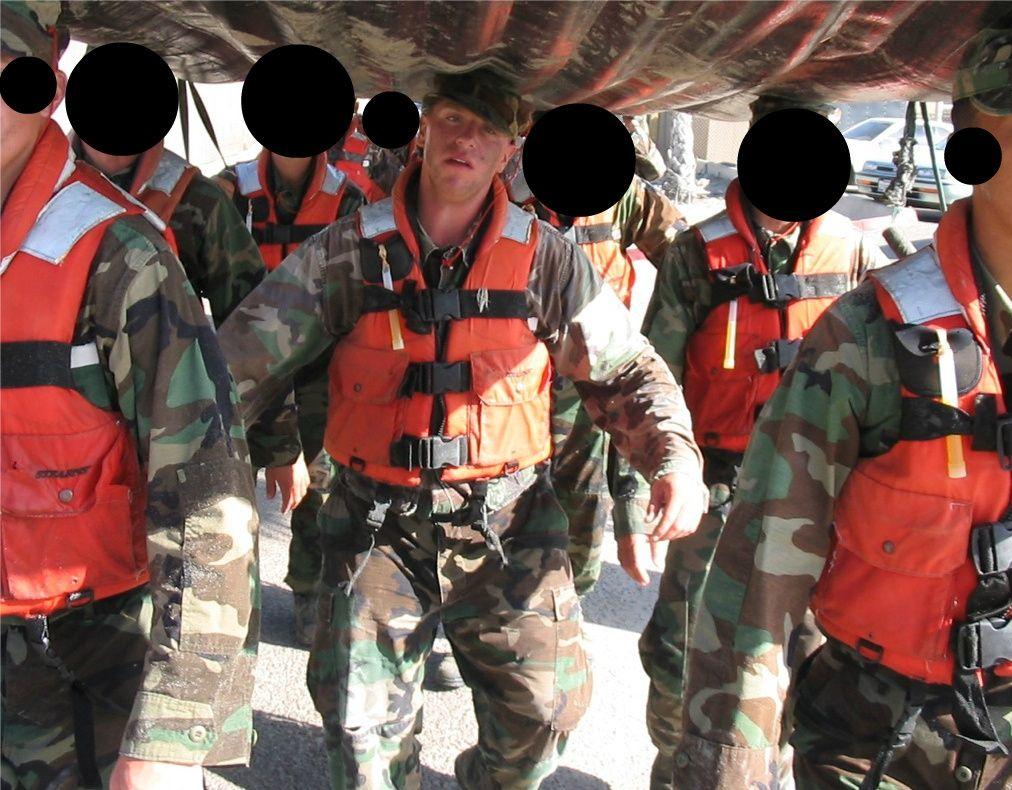 Ryan Job, Navy SEAL