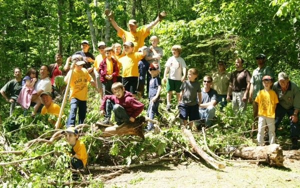 CAMDEN, Maine — Many summertime adventures await The Cub Scouts of Pack 200. Their active agenda is filled with coastline camping, an exploration into Maine history, high flying adventure, fun in the waters of Great Pond, and a trip to cheer on the Seadogs. In addition to the fun, physical [...]