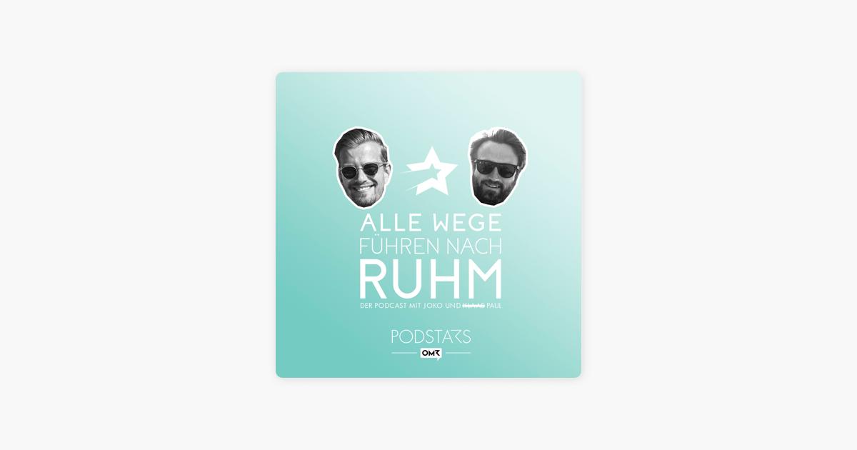 Alle Wege Fuhren Nach Ruhm Awfnr Auf Apple Podcasts Podcasts Joko Und Klaas Dreiecksbeziehung