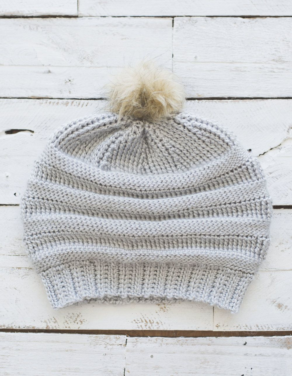 The Crocheted Version of the CC Beanie (Copycat) | Tejido