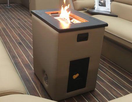 Portable Fire Pit Portable Fire Pits Fireplace Pontoon