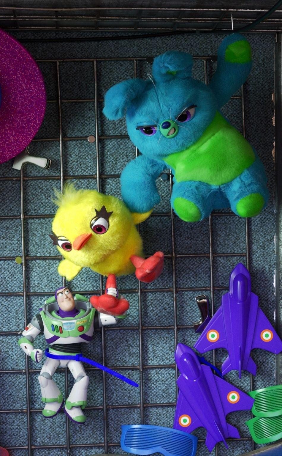 Toy Story 4, buzz lightyear, fluffy toys, movie Wallpaper