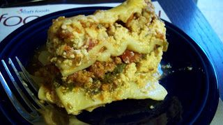 Homemade By Holman: Crock Pot Lasagna