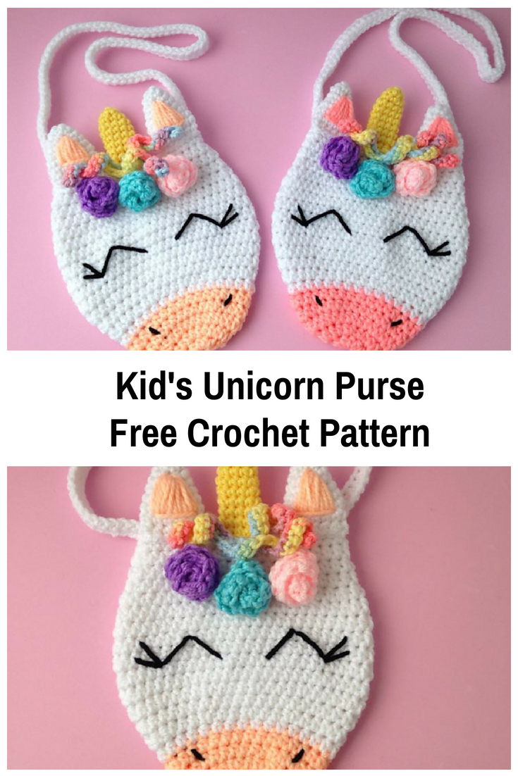 This Cute Unicorn Purse Will Make Your Little One Feel Special | AAA ...