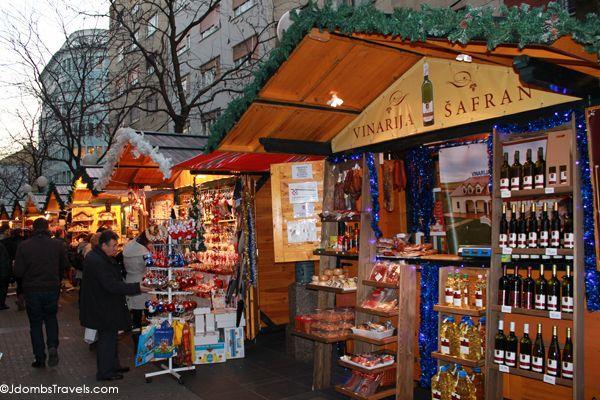 Zagreb Christmas Market And Salaj Farm Luxe Adventure Traveler Croatia Holiday Christmas Markets Europe Christmas Market