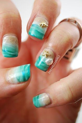 100 Prom Nail Art Designs For Stunning Prom Nails Pinterest