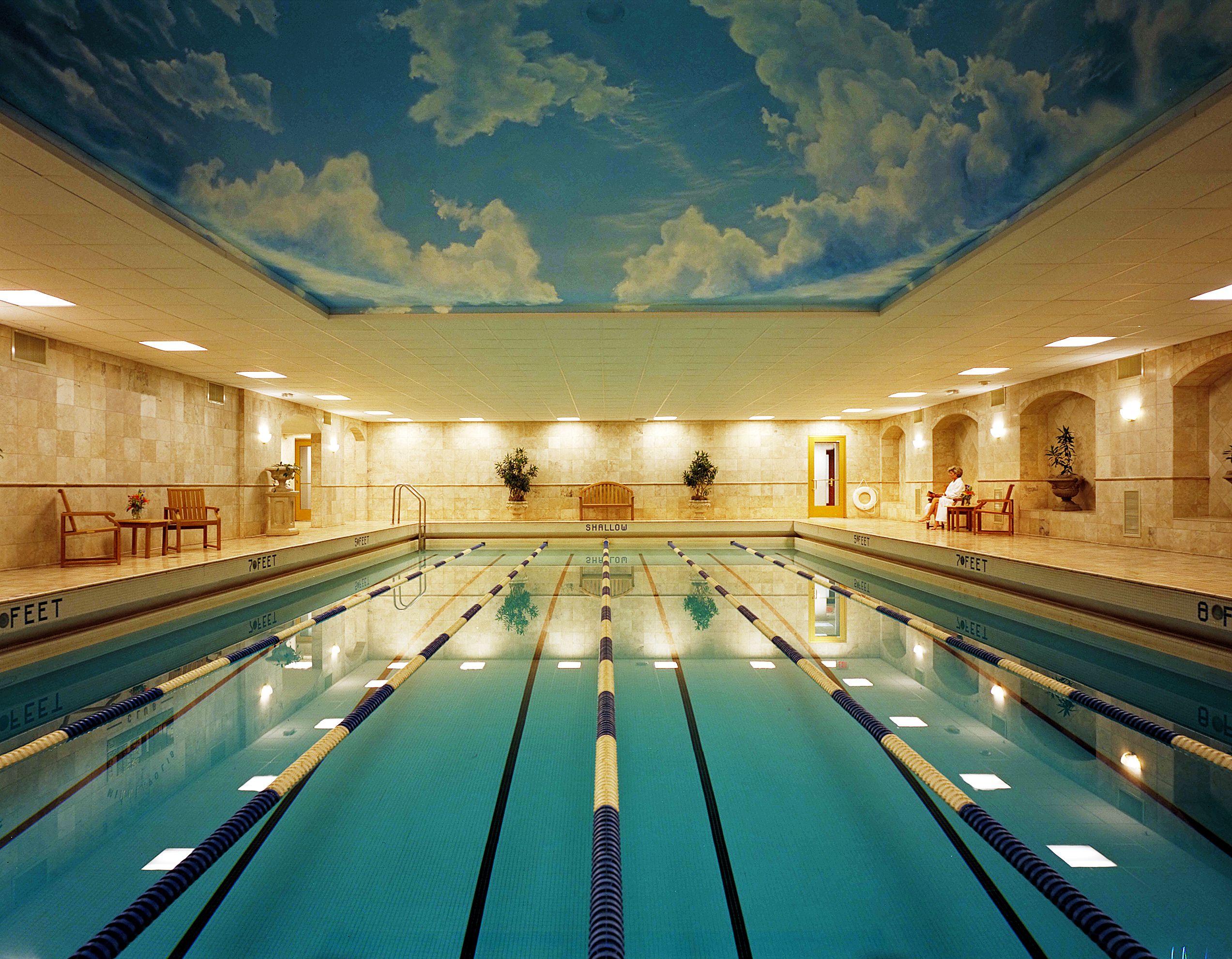 Grand Hotel Minneapolis - Lifetime Fitness Lap Pool