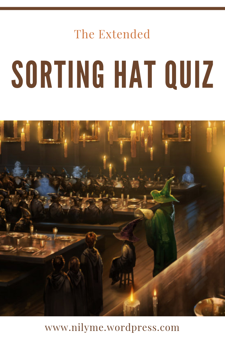 The Extended Sorting Hat Quiz Pottermore Sorting Hat Quiz Hogwarts Quiz The Sorting Hat Quiz