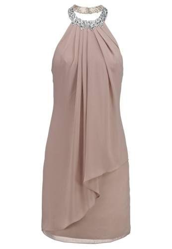 4101d80c7b Laona Vestido De Cóctel Cream vestidos y faldas Vestido Laona Cream coctel  Noe.Moda