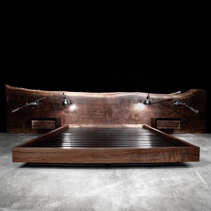Velikolepnaya Mebel Ot Kompanii Hudson Furniture Mebel Iz Splavnoj Drevesiny Dizajny Krovati Derevenskie Spalni