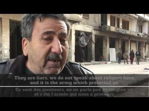 """Noticia Final: SÍRIA: Aleppo NÃO """"caiu"""". Aleppo foi LIBERTADA."""
