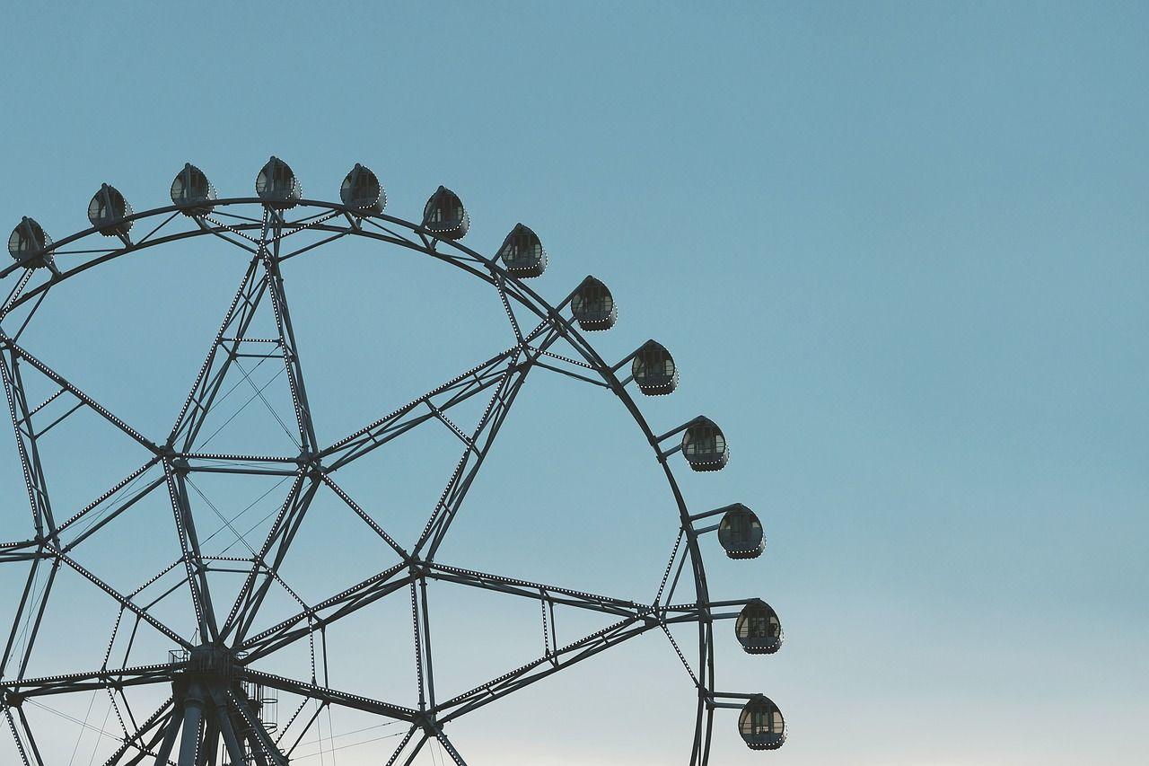Park Ferris Wheel Ferris Amusement Park Park Ferriswheel Ferris Amusement Park With Images Psychic Kinross Commitment