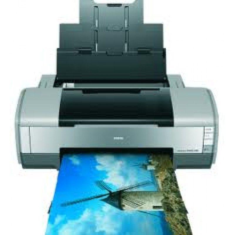 Epson A3 Cetak Photo 1390 Infus Printer Pencetakan Tempat