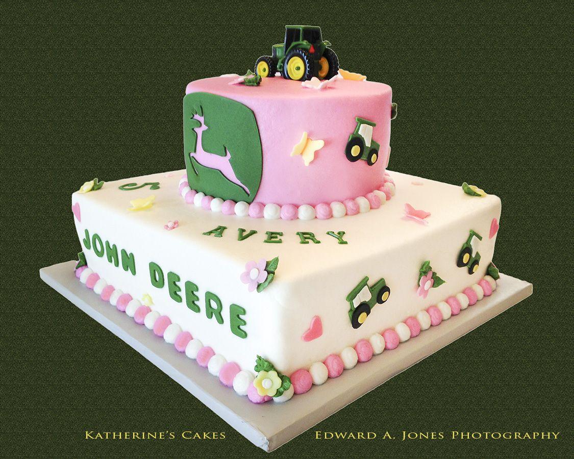 john deere birthday cakes for girls Birthdays Pinterest