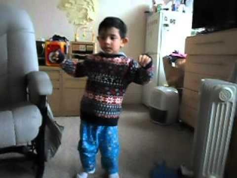2 1/2 year old boy. Non verbal. Autistic behavior.