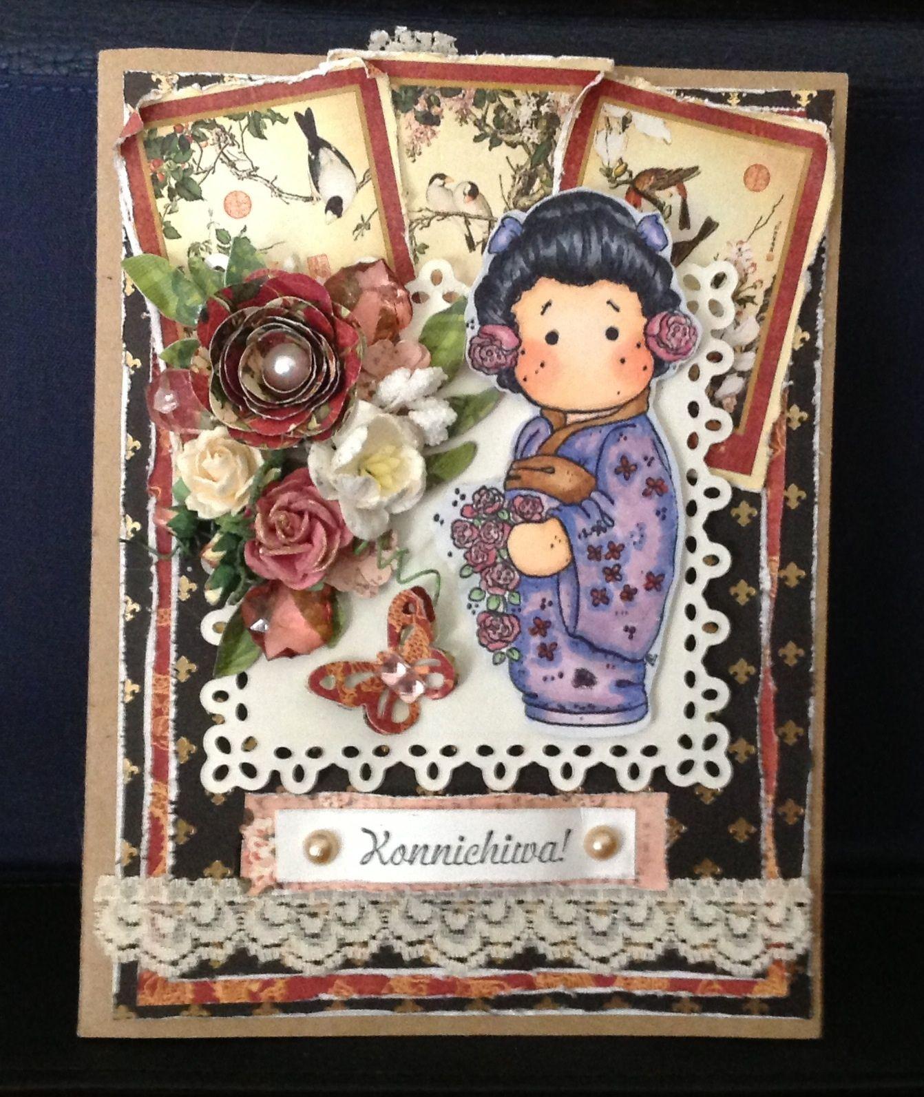 Tilda Papercraft Pack Tilda's Friends Forever A4 New