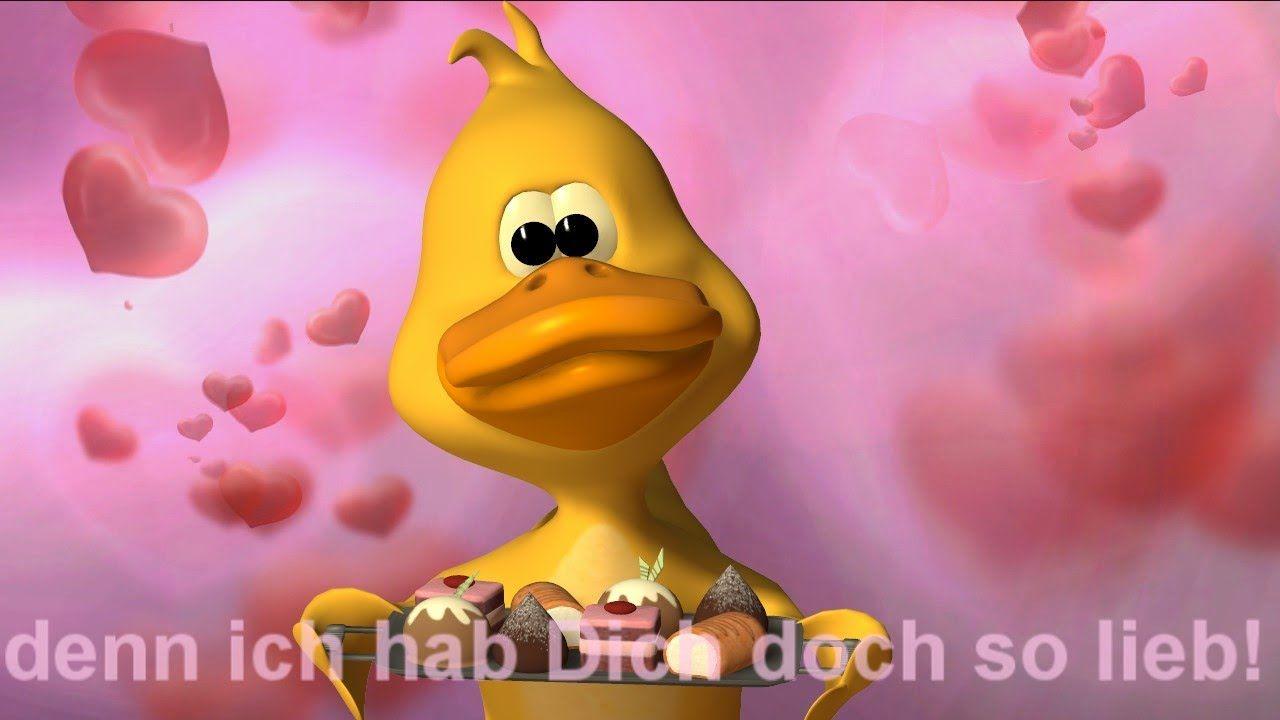 Alles Gute Zum Geburtstag Geburtstagslied Mit Duggy Duck