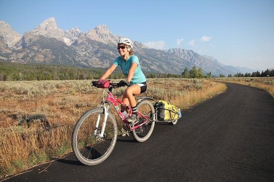 Five Tips For Exploring Your Parks And Public Lands By Bicycle Bike Culture Adventure Bicycle Travel