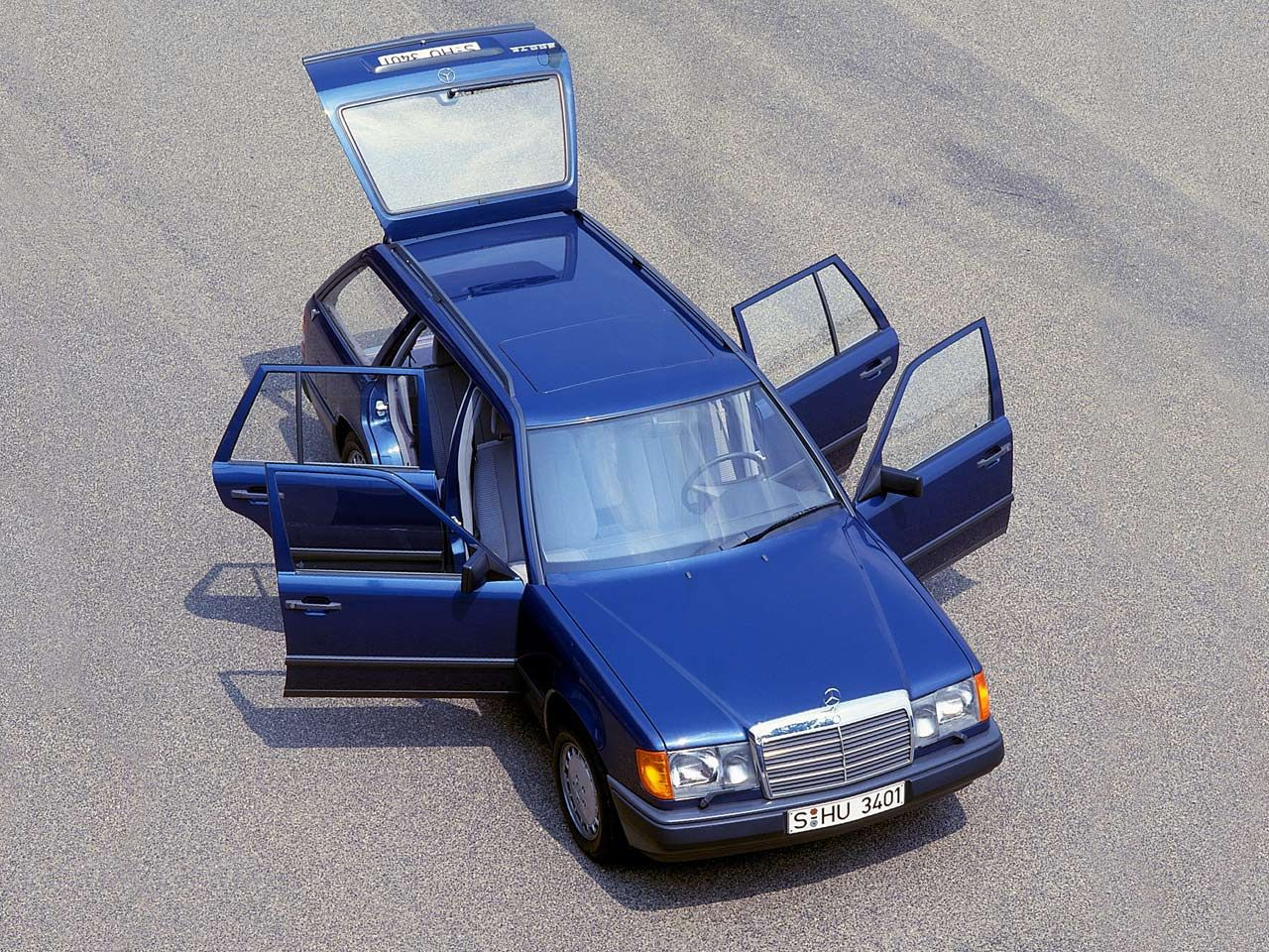 1986 92 Mercedes Benz 300 Te S124 Mercedes Benz 300 Mercedes Mercedes Benz