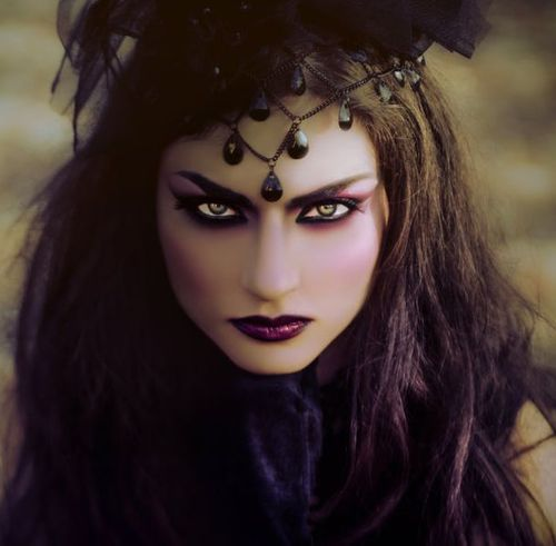 halloween fortune teller costume