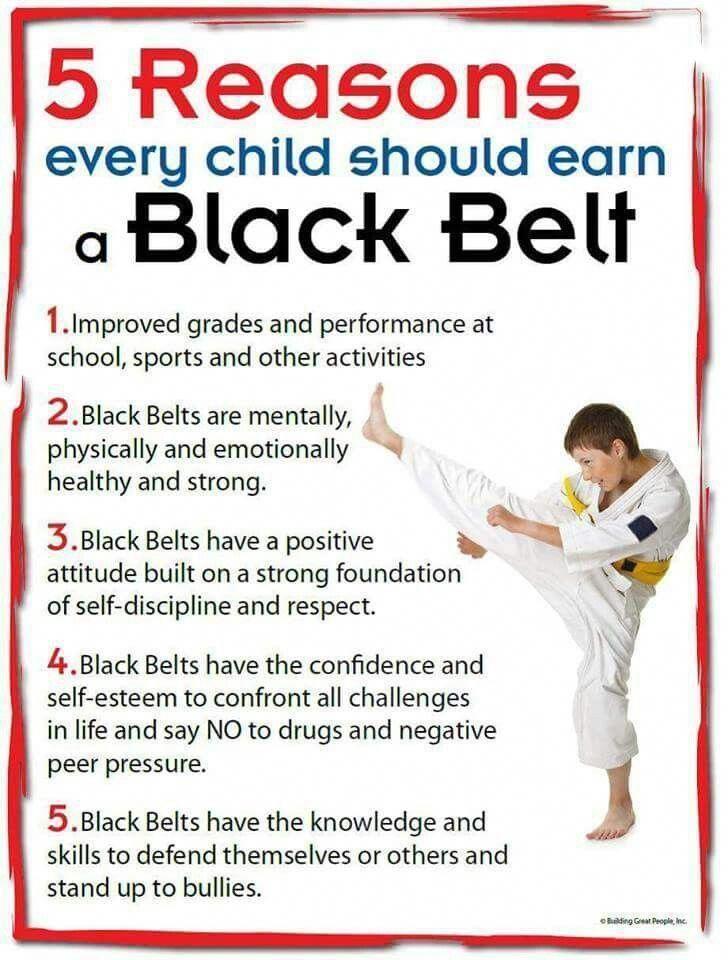 Every child should train martial arts learnkravmaga