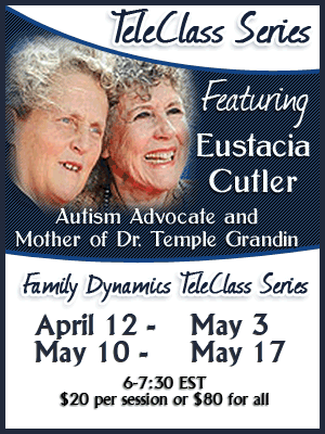 Wellness Talk Radio announced their Family Dynamics Teleclass Series begins April 12, and continues with classes on May 3, May 10, and May 17,withEustacia Cutlerand Wellness Talk Radio Host Kris Costello.