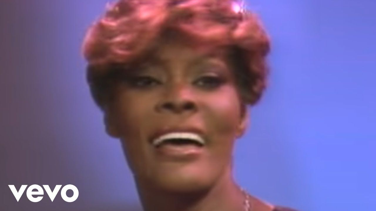 That S What Friends Are For Dionne Warwick With Stevie Wonder