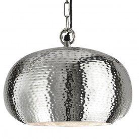 kitchen ceiling lights franke sink hammered shiny nickel elipse beaten pendant light bedroom lighting