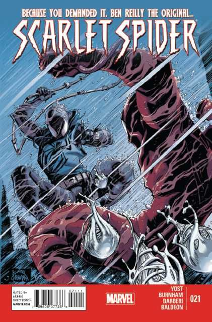 Scarlet Spider #21 - Into the Grave, Part 1