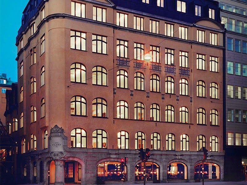 Miss Clara design hotel - Stockholm HOMETROTTER. Home style blog | casa, arredamento, design #getinspired www.hometrotter.it