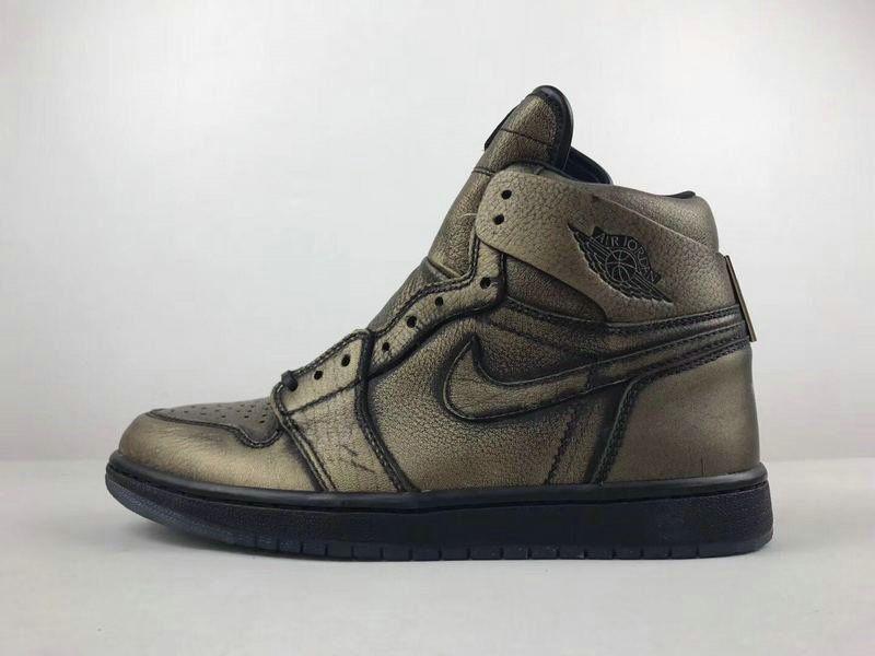 Royaume-Uni disponibilité 0728b 9a0de Acheter Men Nike Air Jordan 1 Retro High OG Wings Black Noir ...