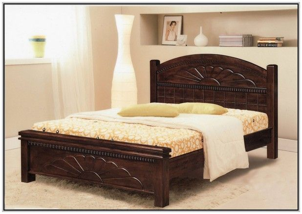 Wooden Queen Bed Frames | beds and bed frames | Pinterest