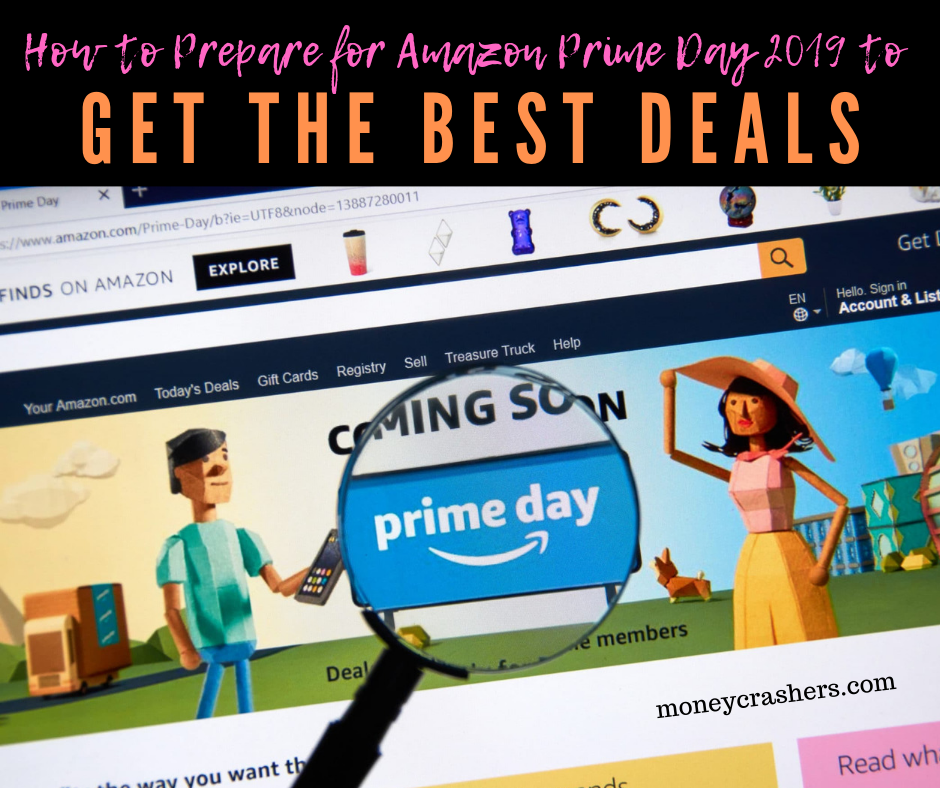 Amazon Prime Day 2020 How To Get The Best Deals Amazon Prime