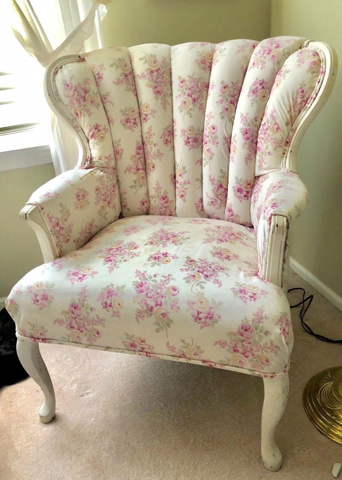 Rachel ashwell simply shabby chic custom upholstered - Simply shabby chic bedroom furniture ...