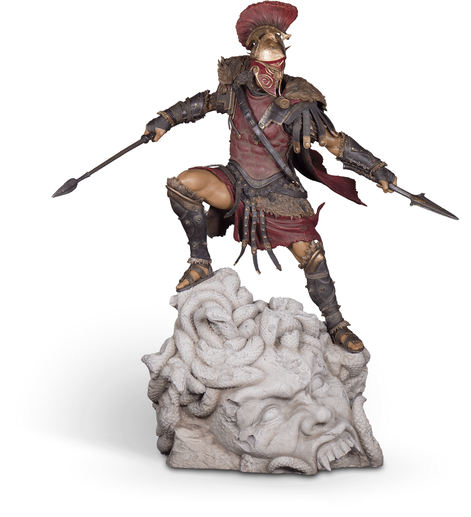 Assassin S Creed Odyssey The Alexios Legendary Figurine Ubisoft Store Exclusive Assassin S Creed Statue Character Statue Assassins Creed Artwork