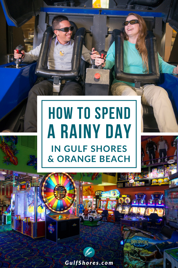 Nine Ways to Spend a Rainy Day at the Beach in 2020 Gulf