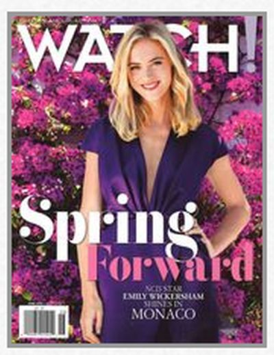 freebizmag Free One-Year Subscription to CBS Watch Magazine - US