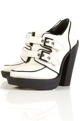 Platform Creepers - THIS Creepers I would totally do. @Noemita del Averno