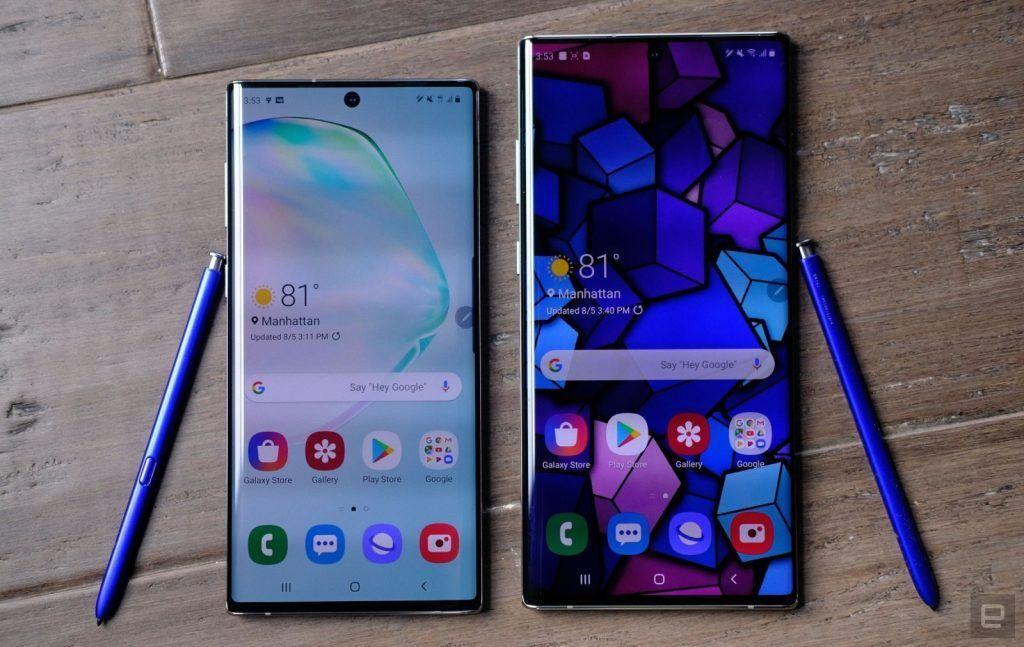 رسميا سامسونج تكشف عن نوت 10 ونوت 10 بلس Acessorios Iphone Celulares Celulares Lindos