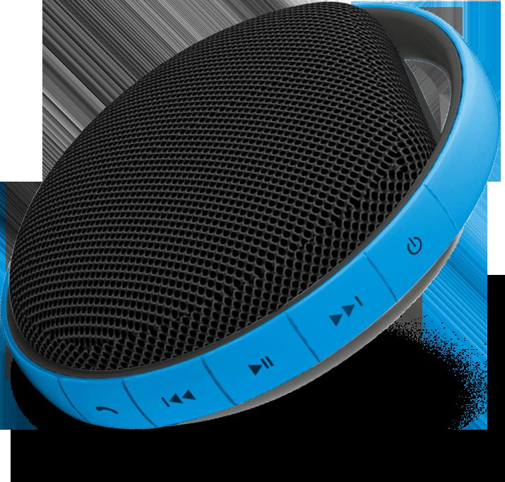 MiiKey Wireless MiiShower water proof Bluetooth Speaker with ...