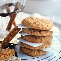 pinterest christmas cookies oatmeal cinnamon   Oat Cinnamon Cookies   RECIPES TO TRY   Pinterest