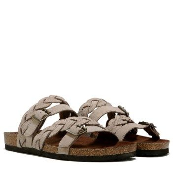 Women S Holland Leather Footbed Sandal En 2020 Achat