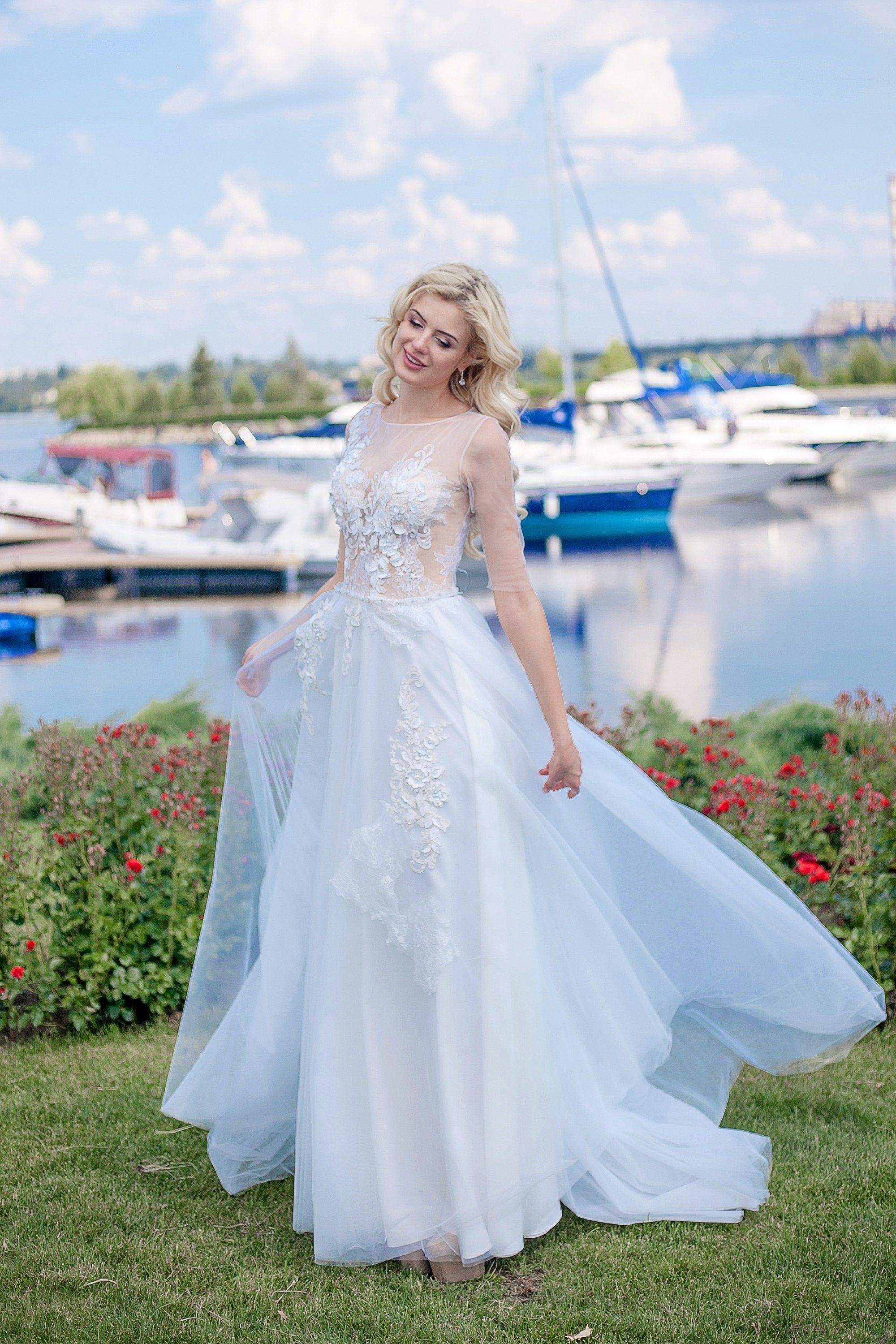 6 Amazing Tricks Can Change Your Life Wedding Dresses Flowy A Line 2017: Chagne Strapless Wedding Dresses At Reisefeber.org
