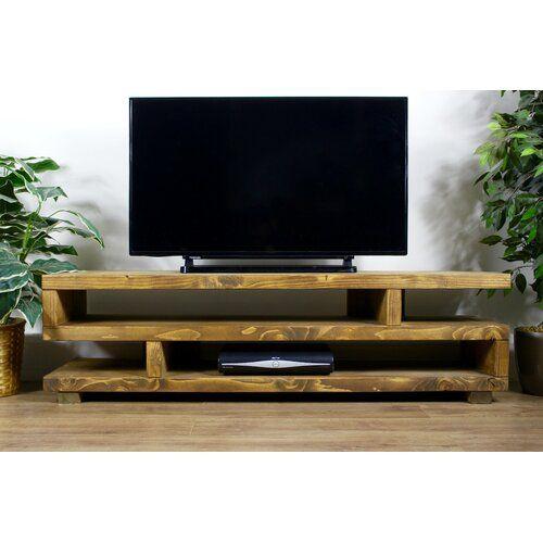 TV-Ständer Remi für TVs bis zu 88 Alpen Home Farbe: Mittel