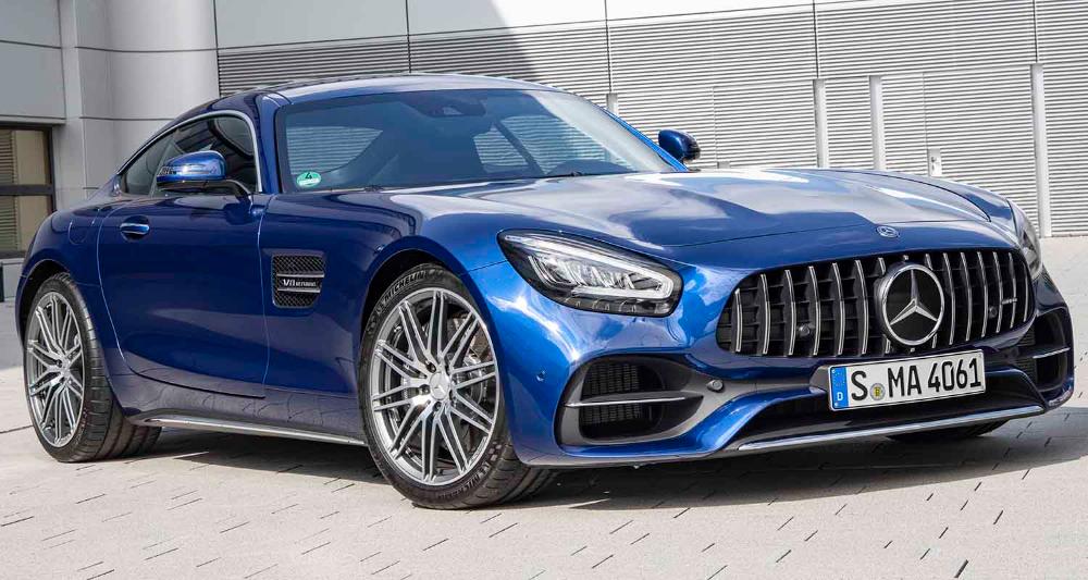 مرسيدس آي أم جي جي تي 2021 المتجد دة قوة اضافية واضافات جذ ابة للكوبيه الصاروخية موقع ويلز Mercedes Benz Cls Mercedes Benz Amg