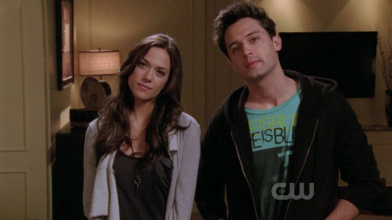 One Tree Hill | Alex & Chase | One Tree Hill | Pinterest