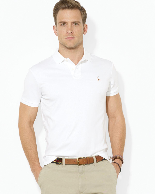e39365c2707f polo shirt white
