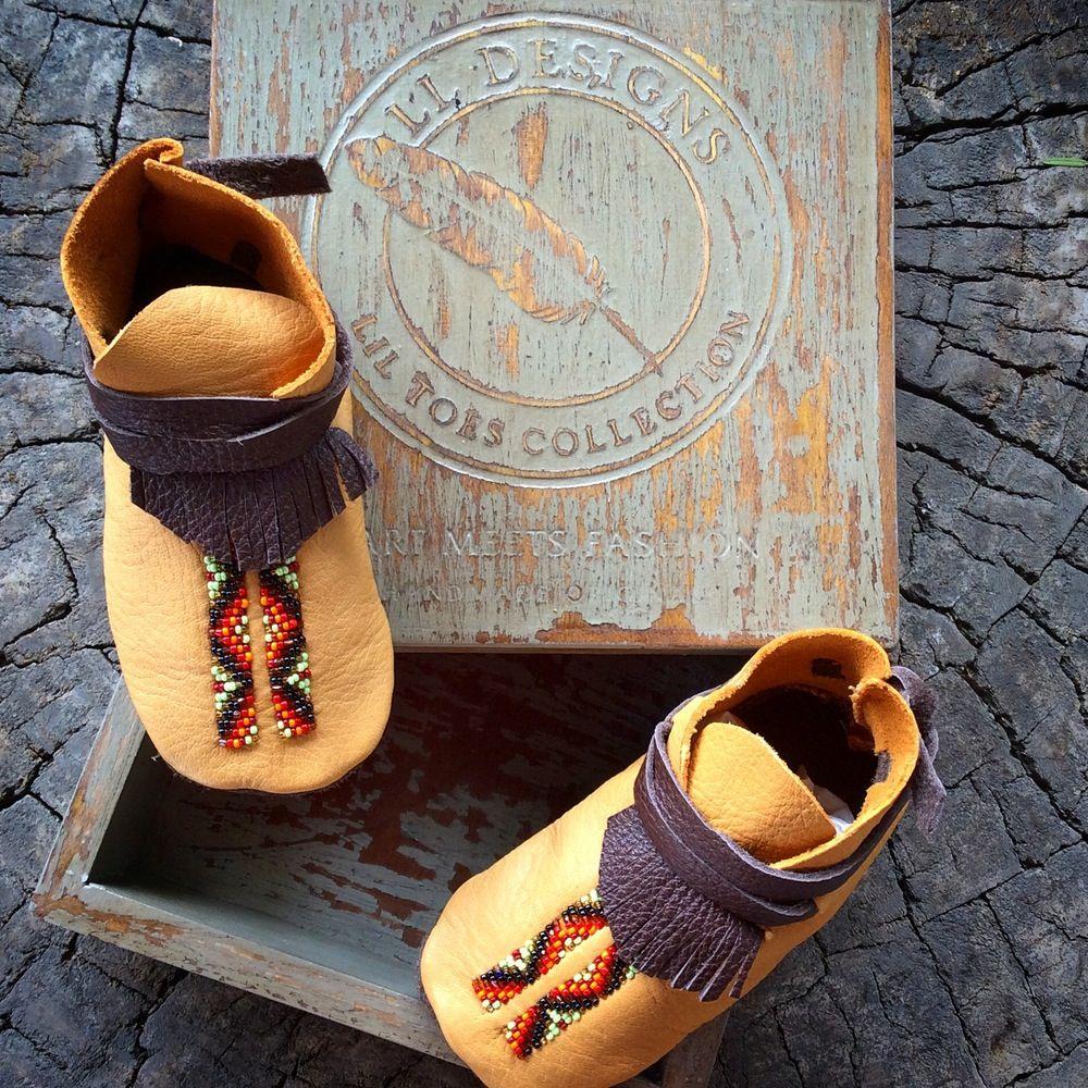 Native American Moccasins
